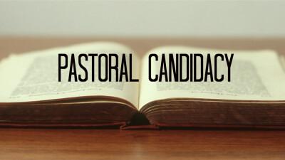 Pastoral Candidate Presentation