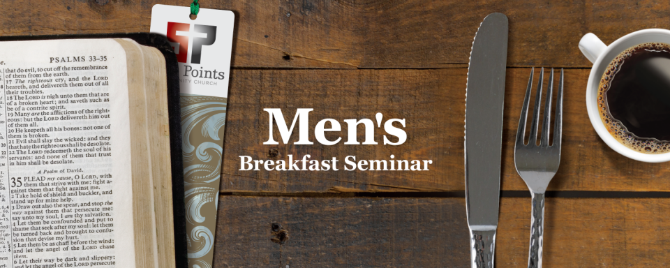 Men's Breakfast Seminar