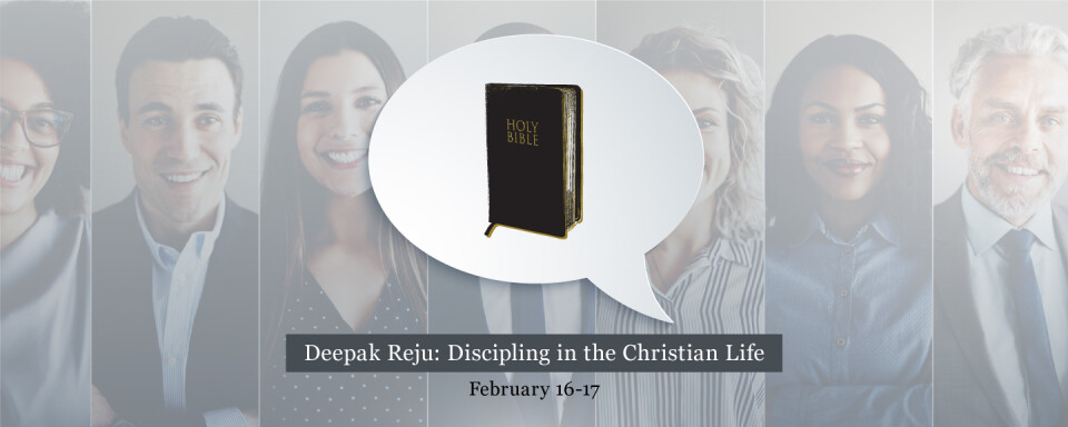 Discipling in the Christian Life Seminar