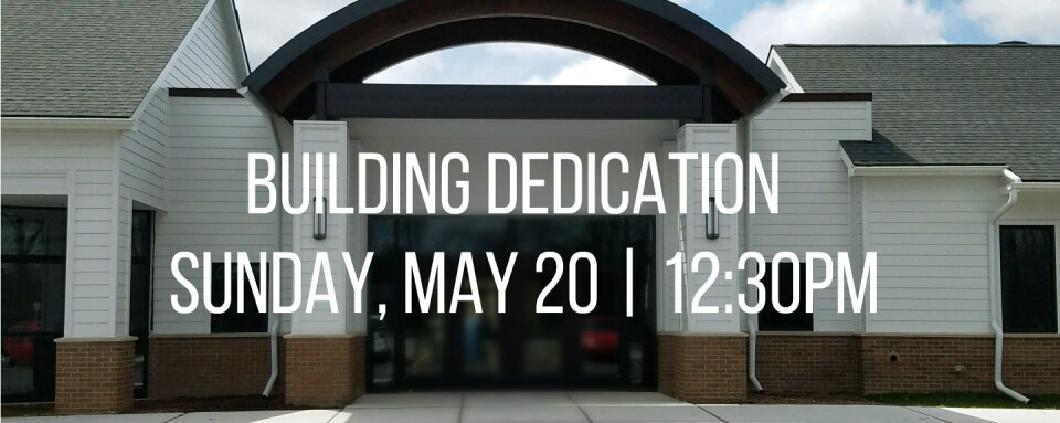 Building Dedication