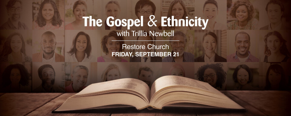 The Gospel and Ethnicity Seminar with Trillia Newbell