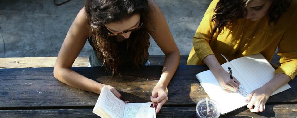 Senior High Girls Book Study