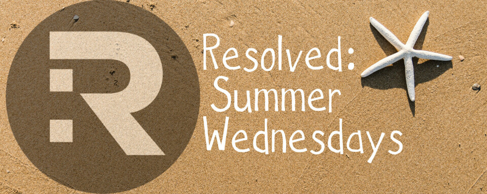 Resolved: Summer Wednesdays